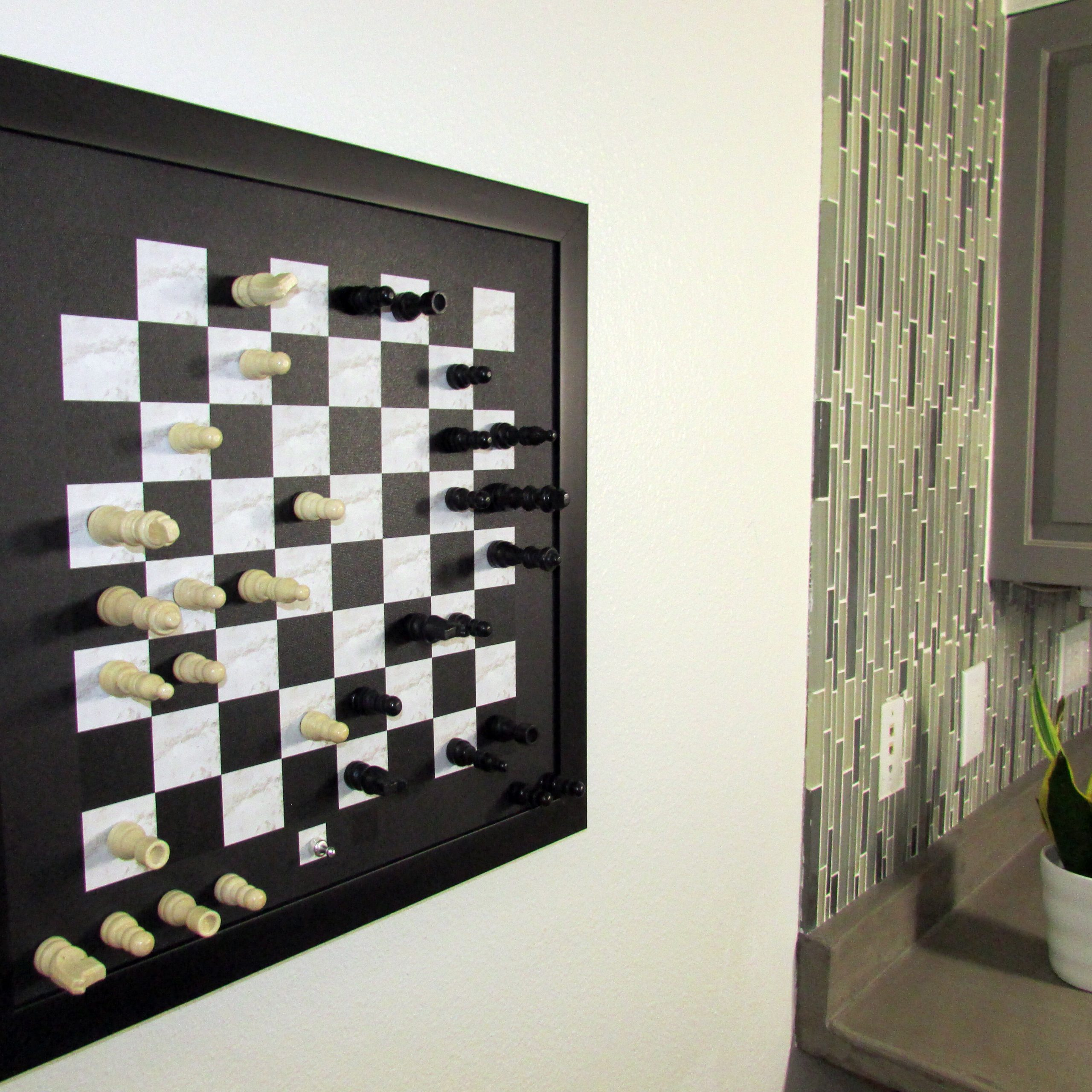 Famous Chess Wall Décor Pertaining To Wall Décor By Charlton Home (View 7 of 20)