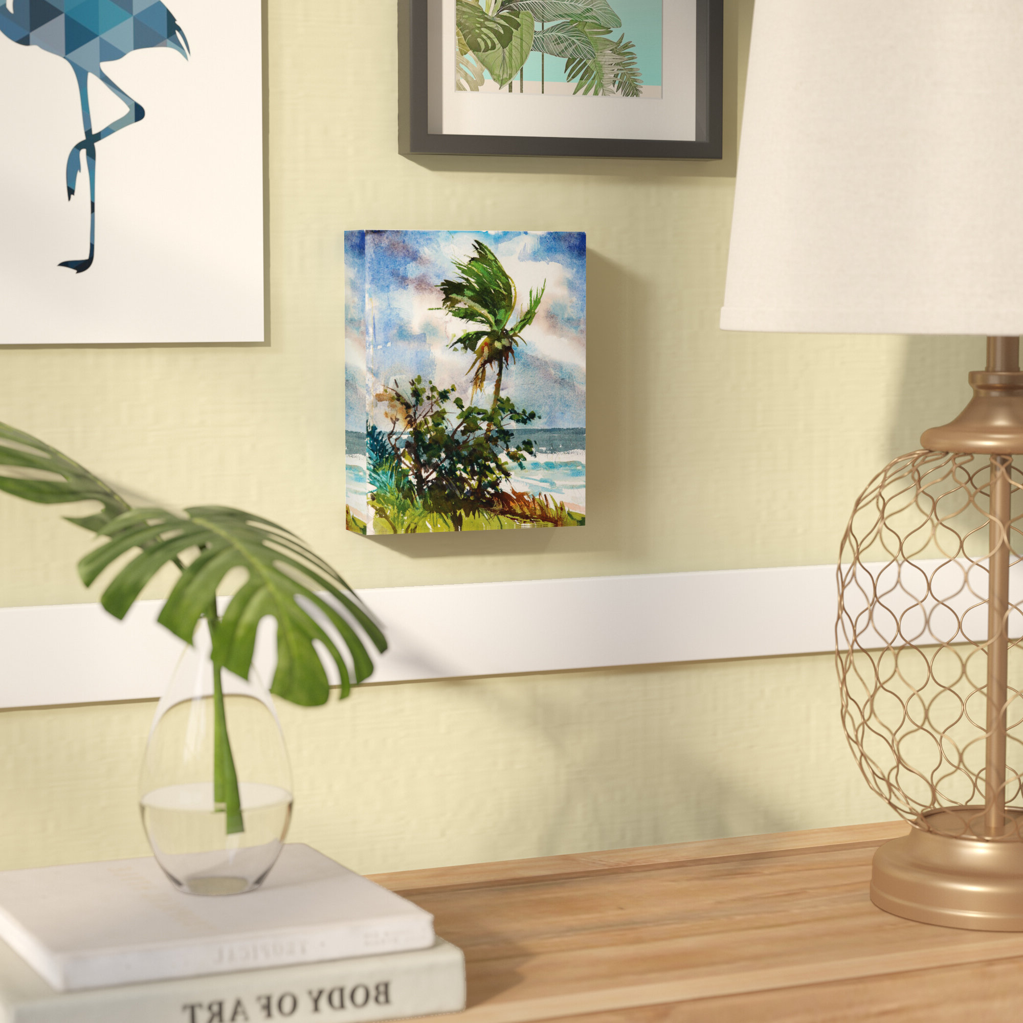 Famous Palms & Palm Trees Wall Art (View 20 of 20)