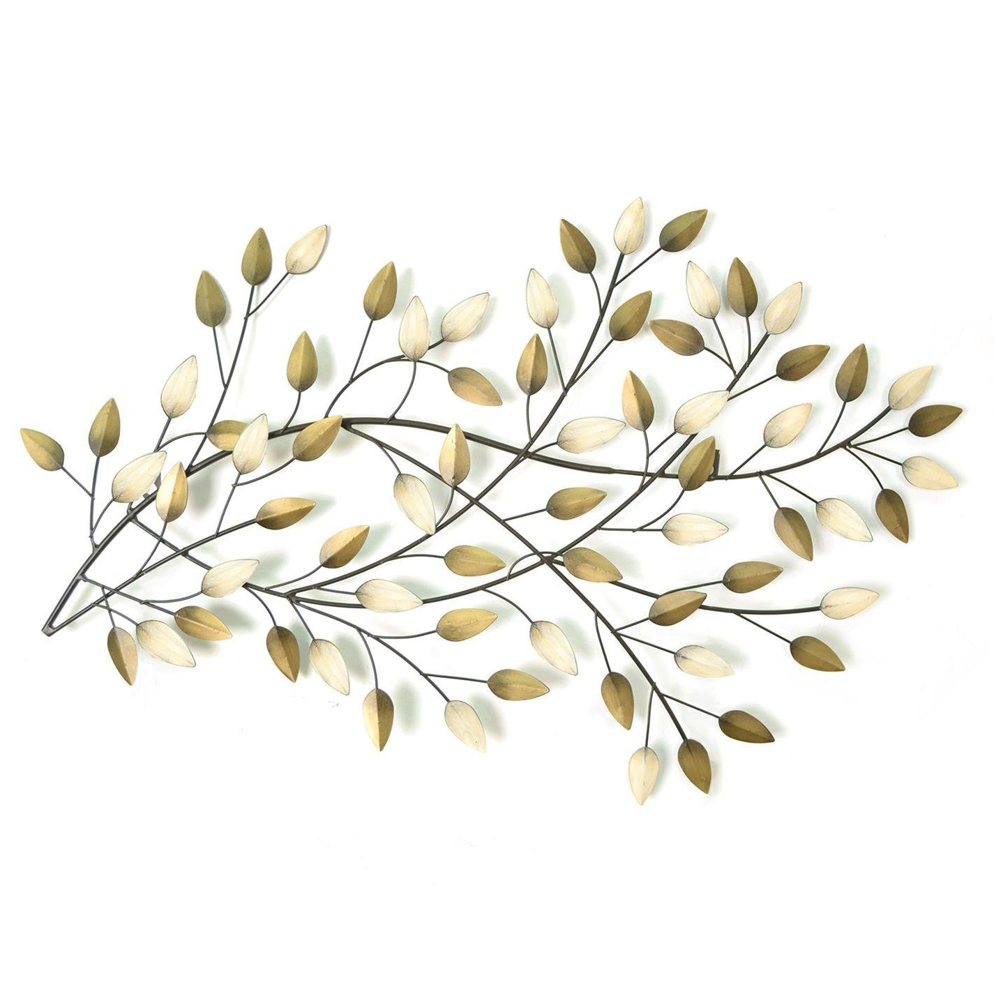 Fashionable Blowing Leaves Wall Décor Regarding Shd0062 Blowing Leaves Wall Decor, Blowing Leaves Wall Decorstratton – Walmart (View 6 of 20)
