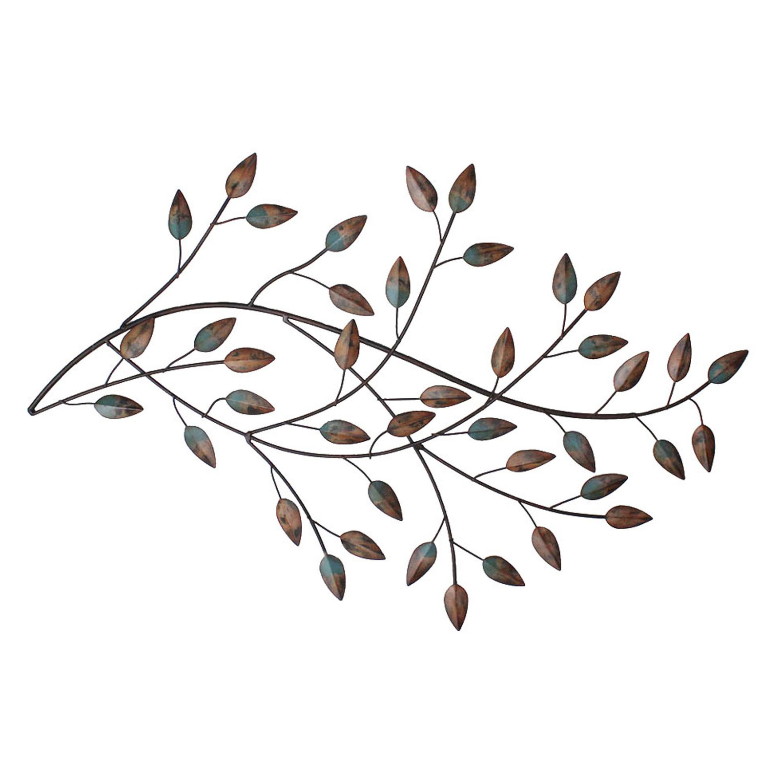 Favorite Blowing Leaves Wall Décor For Stratton Home Decor Blowing Leaves Wall Décor – Walmart (View 3 of 20)