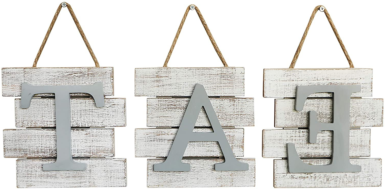 Favorite Eat Rustic Farmhouse Wood Wall Décor Within Barnyard Designs Eat Sign Wall Decor, Rustic Farmhouse Decoration For Kitchen And Home, Decorative Hanging Wooden Letters, Country Wall Art, (View 3 of 20)