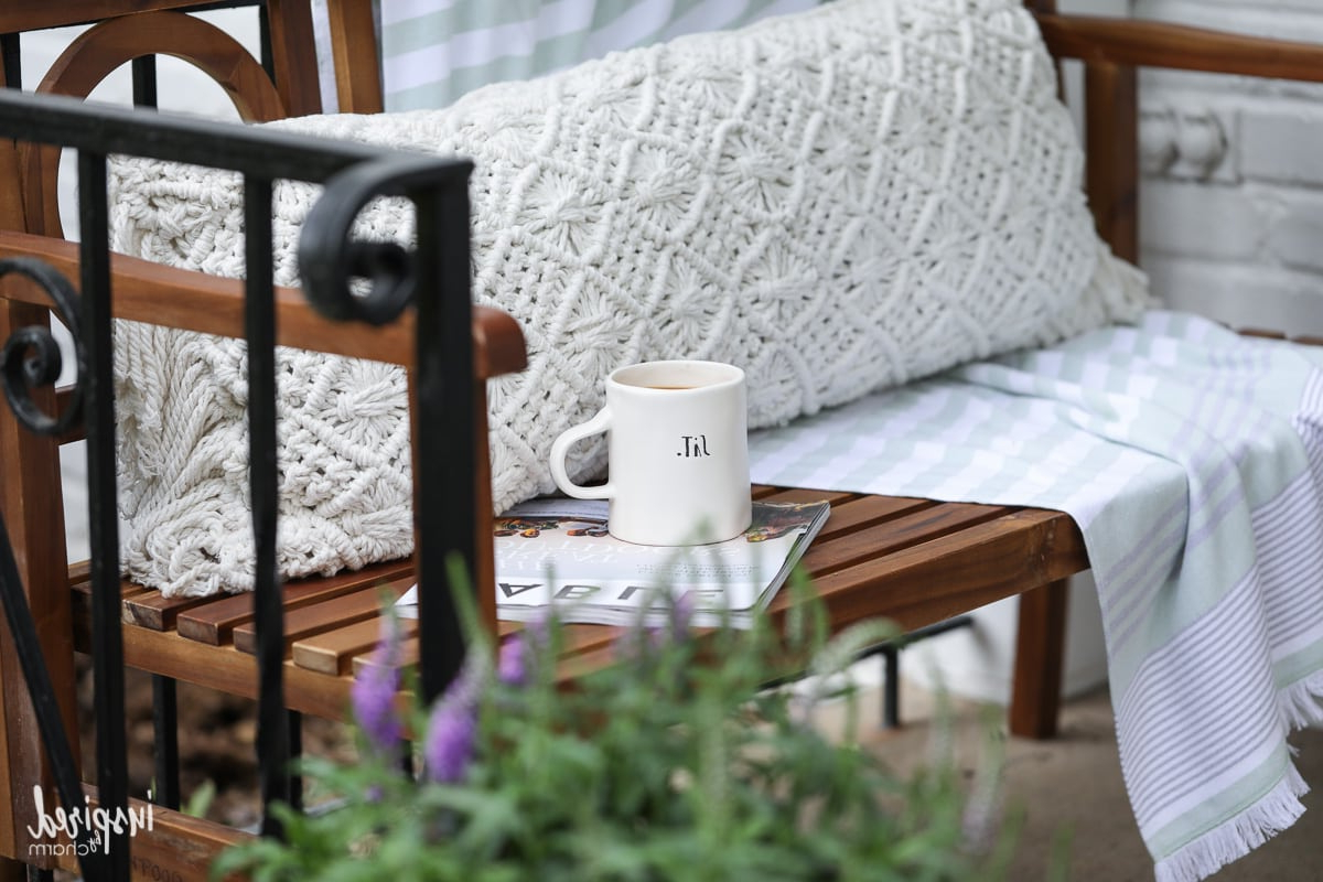 Favorite This Is My Happy Place Sectioned Wall Decor For Front Porch Decorating Ideas And Outdoor Styling Tips (View 18 of 20)