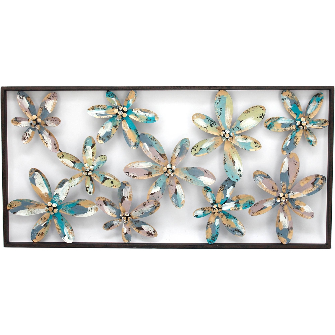 Favorite Whimsical Flower Wall Décor In Simply Perfect Whimsy Flowers Metal Wall Decor (View 20 of 20)