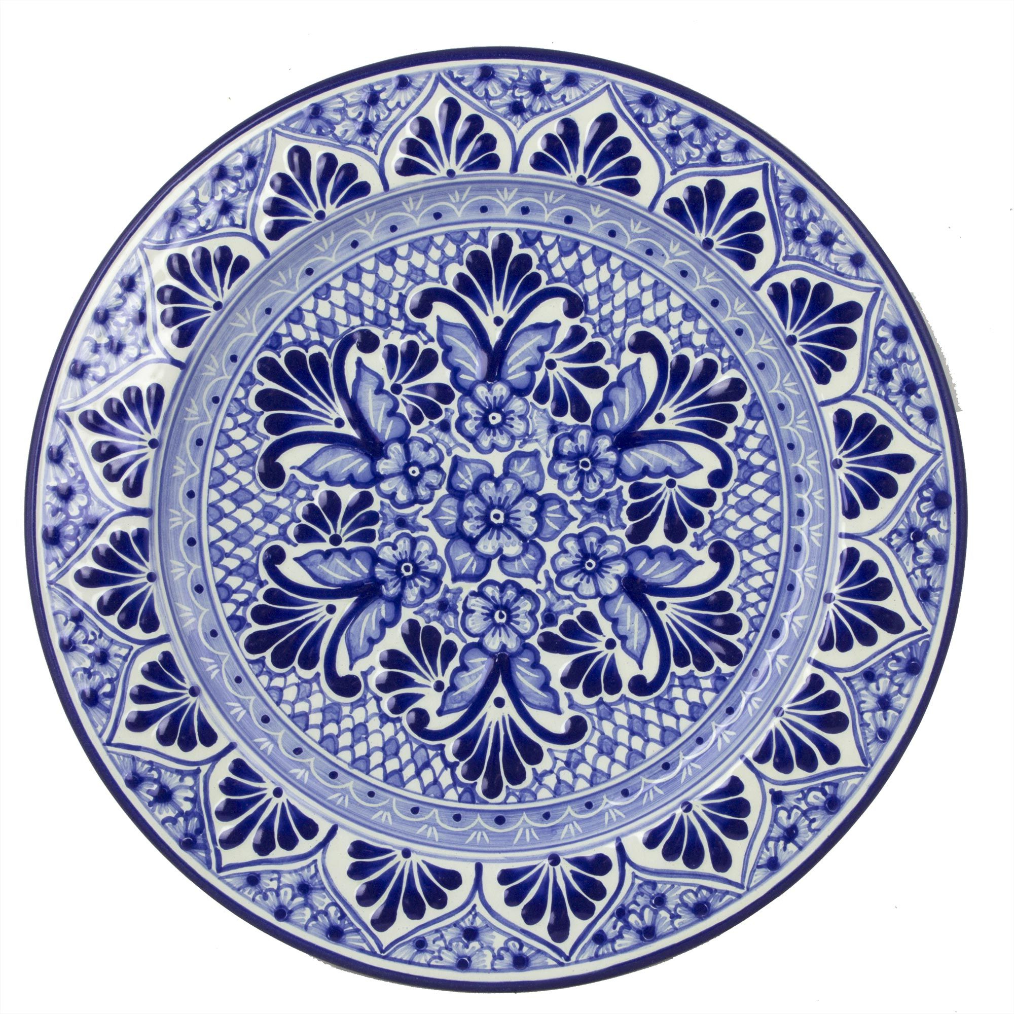 Floral Plate Wall Décor By World Menagerie For Most Current Kiva Store (View 8 of 20)