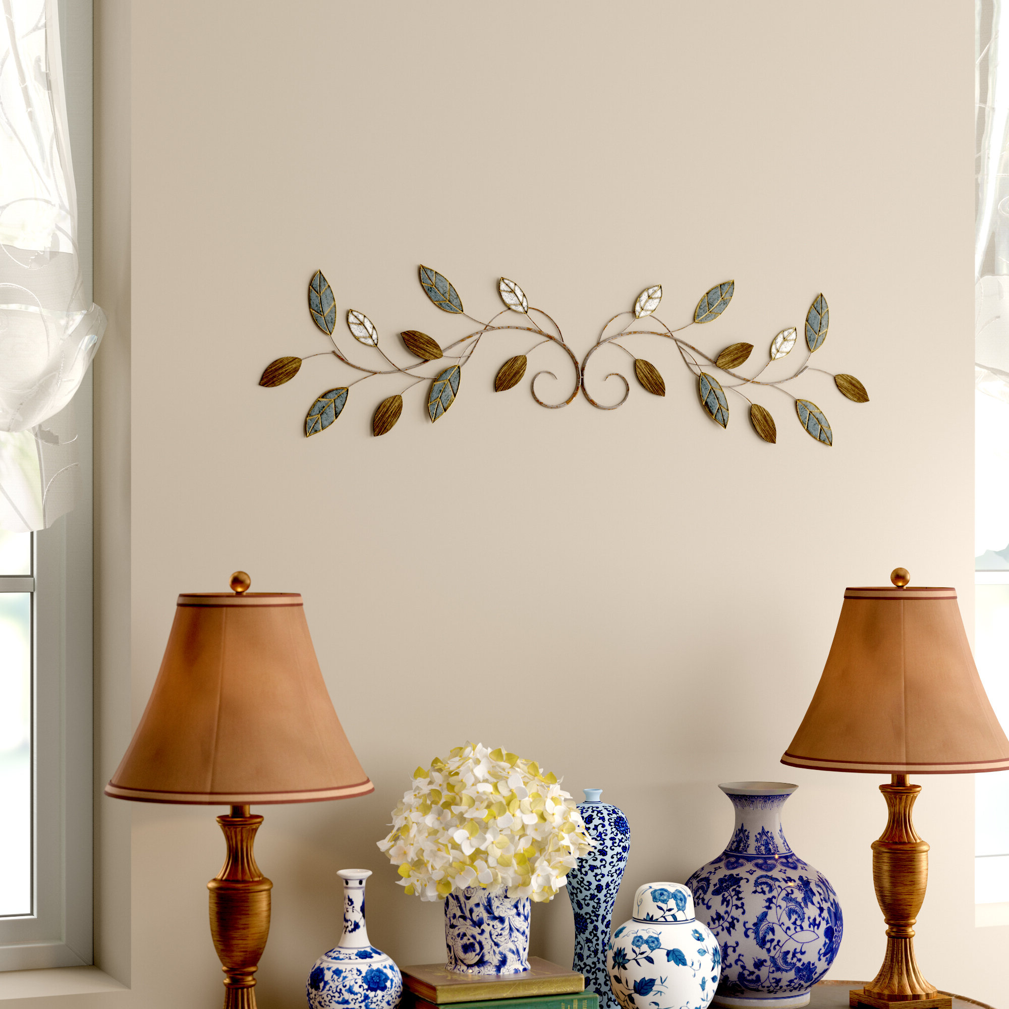 Featured Photo of Graceful Over The Door Wall Décor