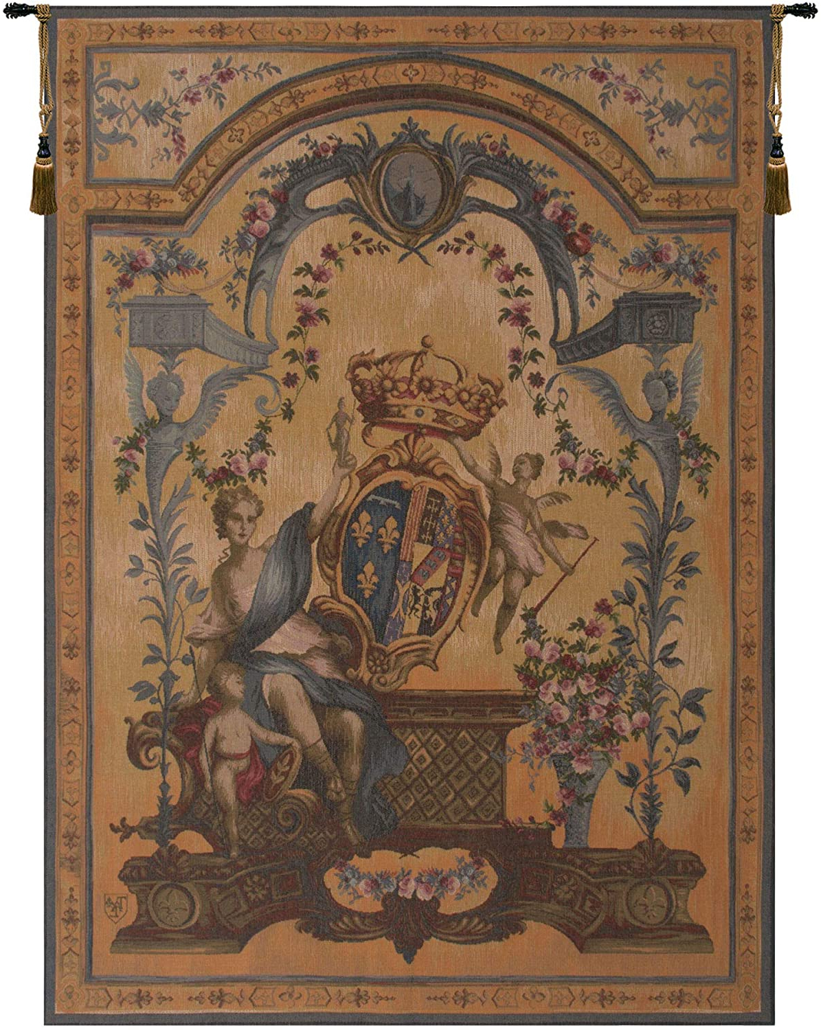 Grandes Armoiries I European Tapestries Inside 2020 Amazon: Charlotte Home Furnishings Inc (View 13 of 20)