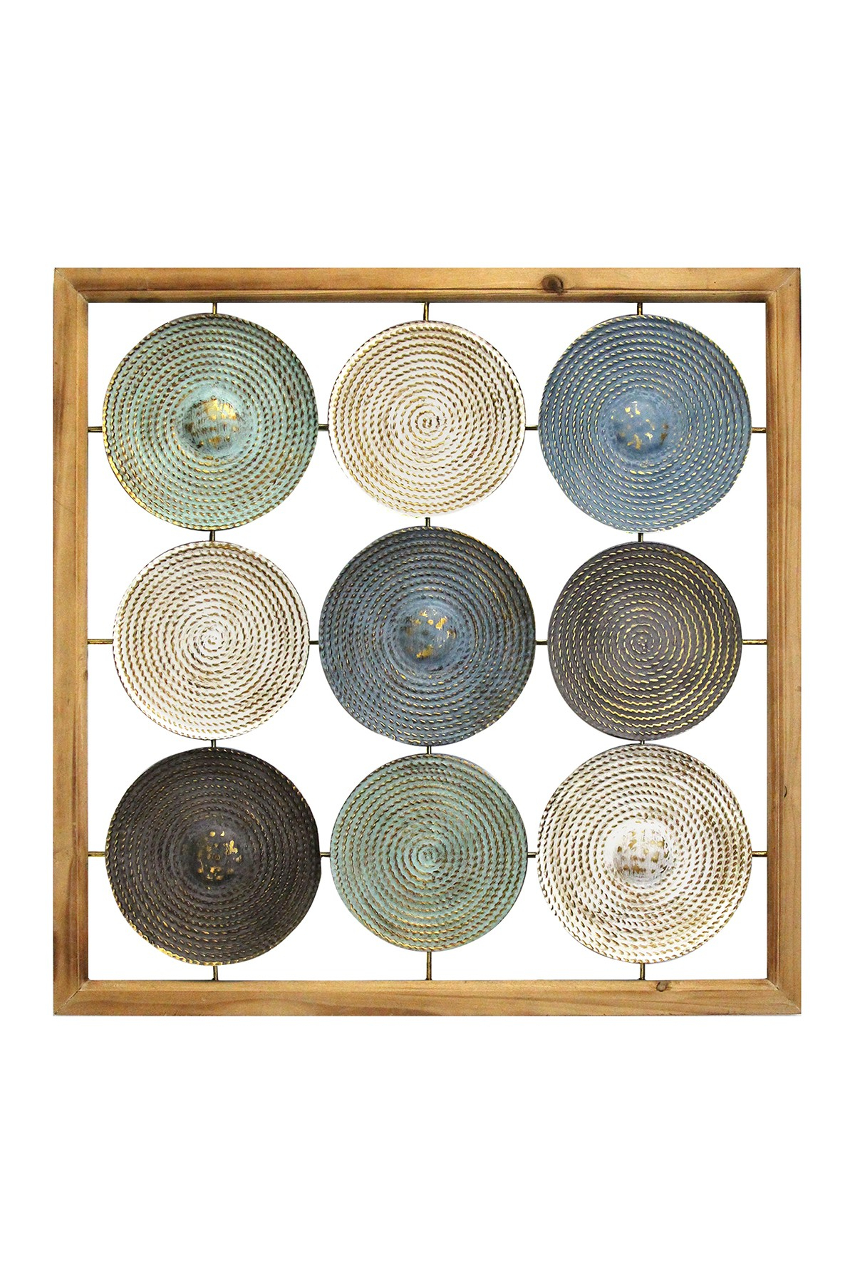 Hautelook With Well Liked Multi Plates Wall Décor By Stratton Home Decor (View 20 of 20)