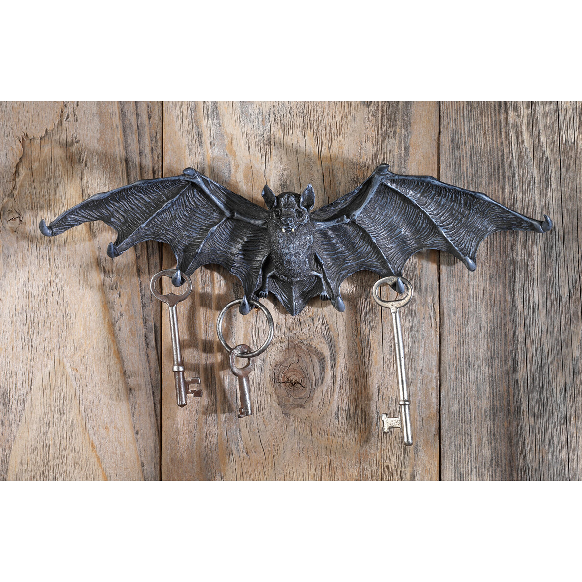 Key Wall Décor (set Of 2) Pertaining To Well Known Vampire Bat Key Holder Wall Décor (View 11 of 20)