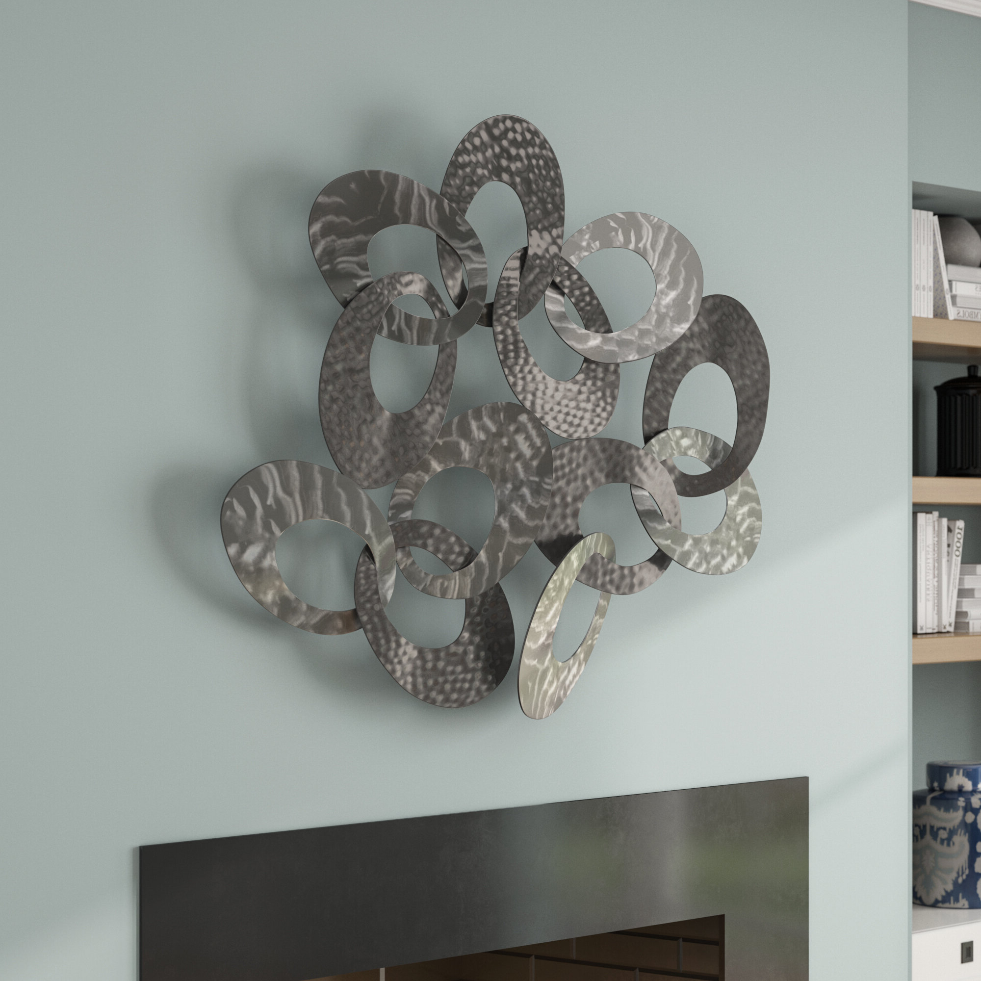 Featured Photo of Looped Wall Décor By Wade Logan
