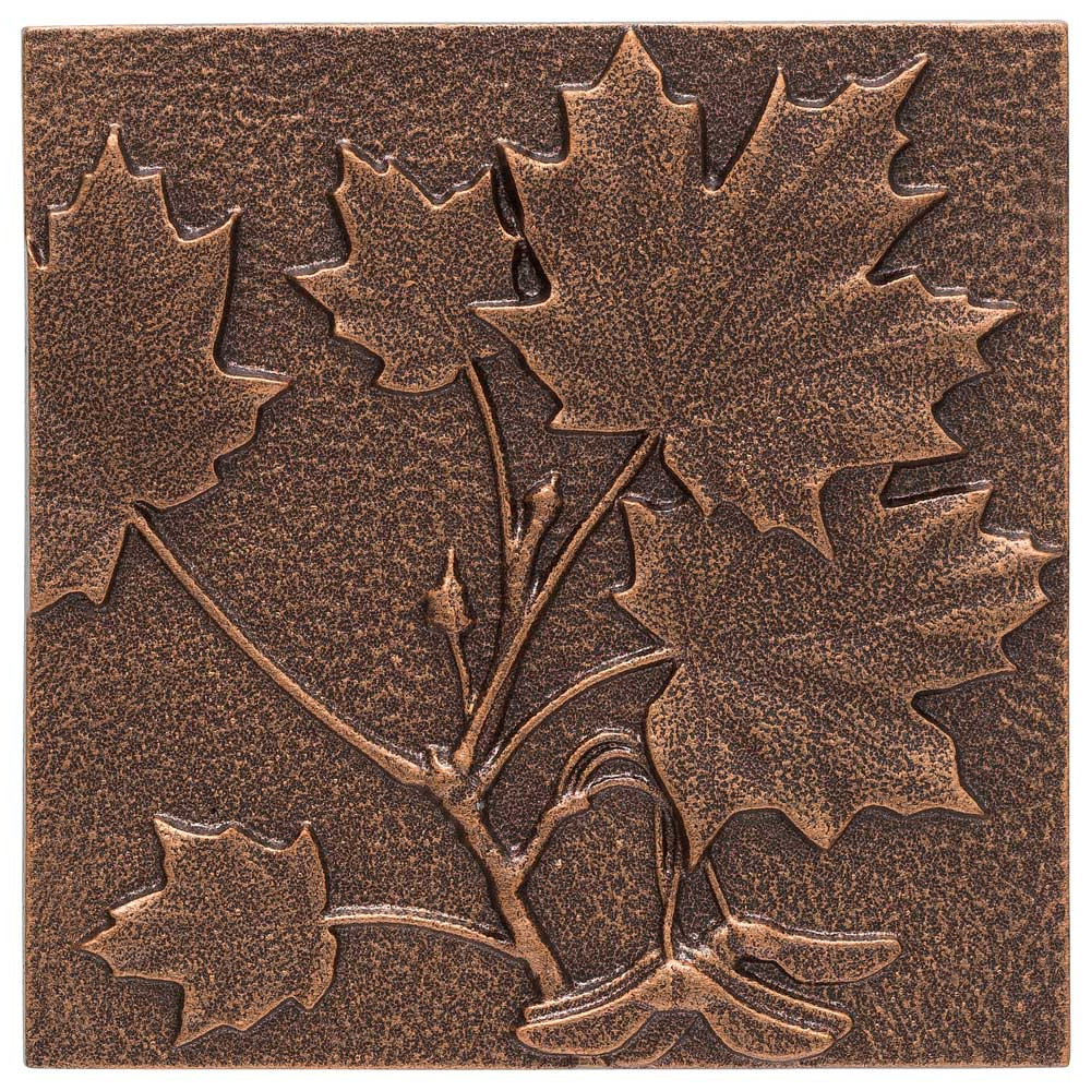 Maple Leaf Wall Decor In Wall Decor Within Current Aluminum Maple Leaf Wall Decor (View 3 of 20)