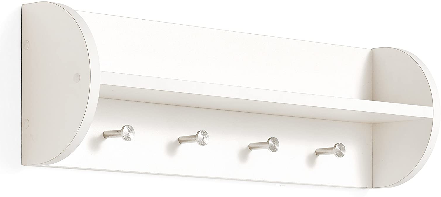 Metal Wall Décor By Charlton Home In Most Current Amazon: Charlton Home Wall Mounted Easy To Hang Coat (View 12 of 20)