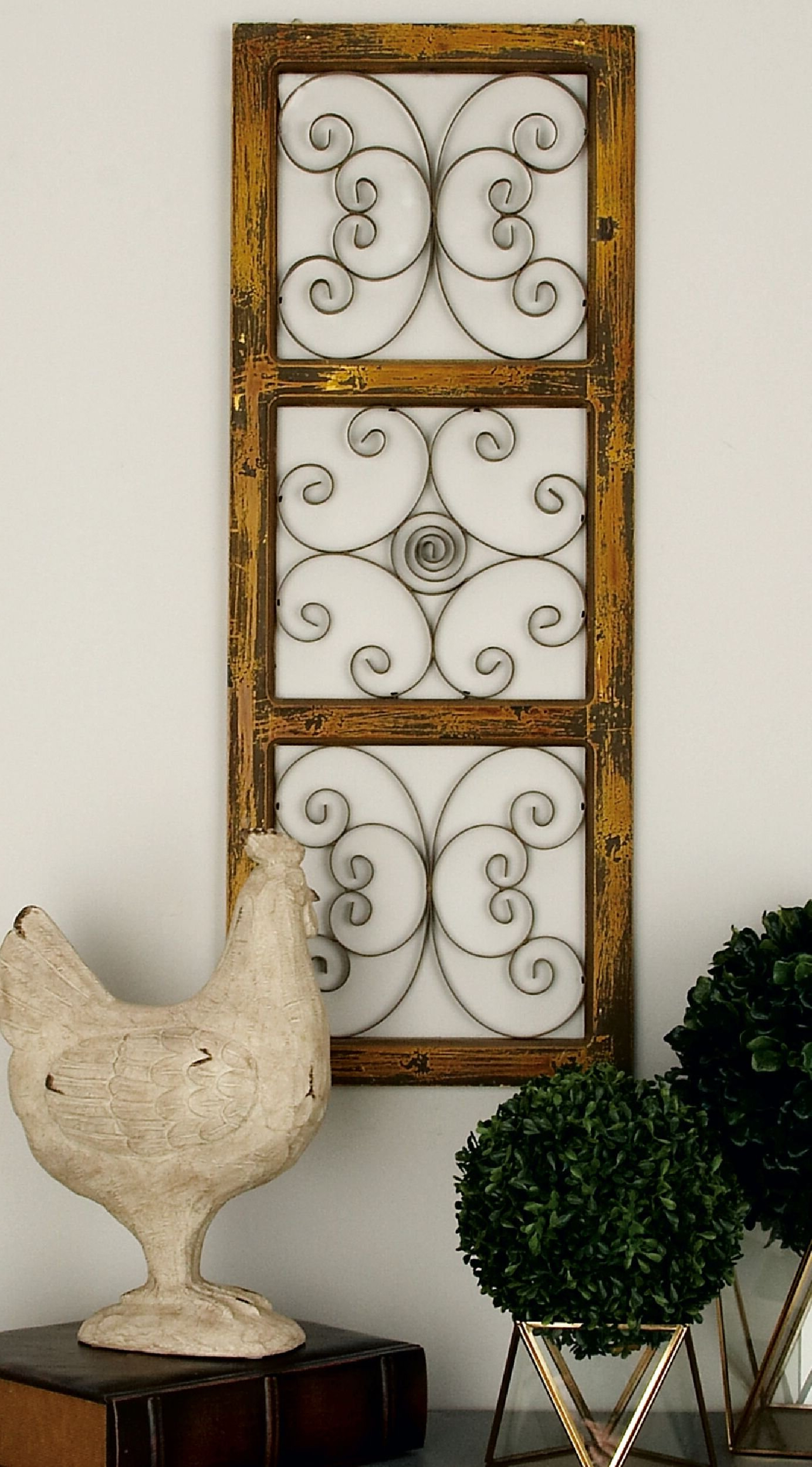 Metal Wall Décor By Charlton Home With Regard To Most Recent Charlton Home® Wall Accents You'll Love In (View 3 of 20)