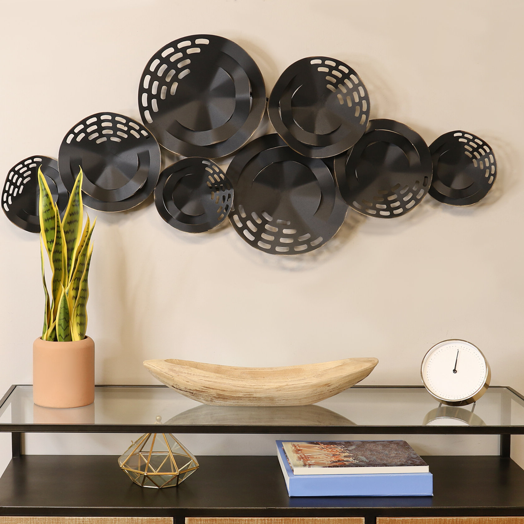 Modern Centerpiece Wall Décor With Recent Wall Décor By Brayden Studio (View 2 of 20)