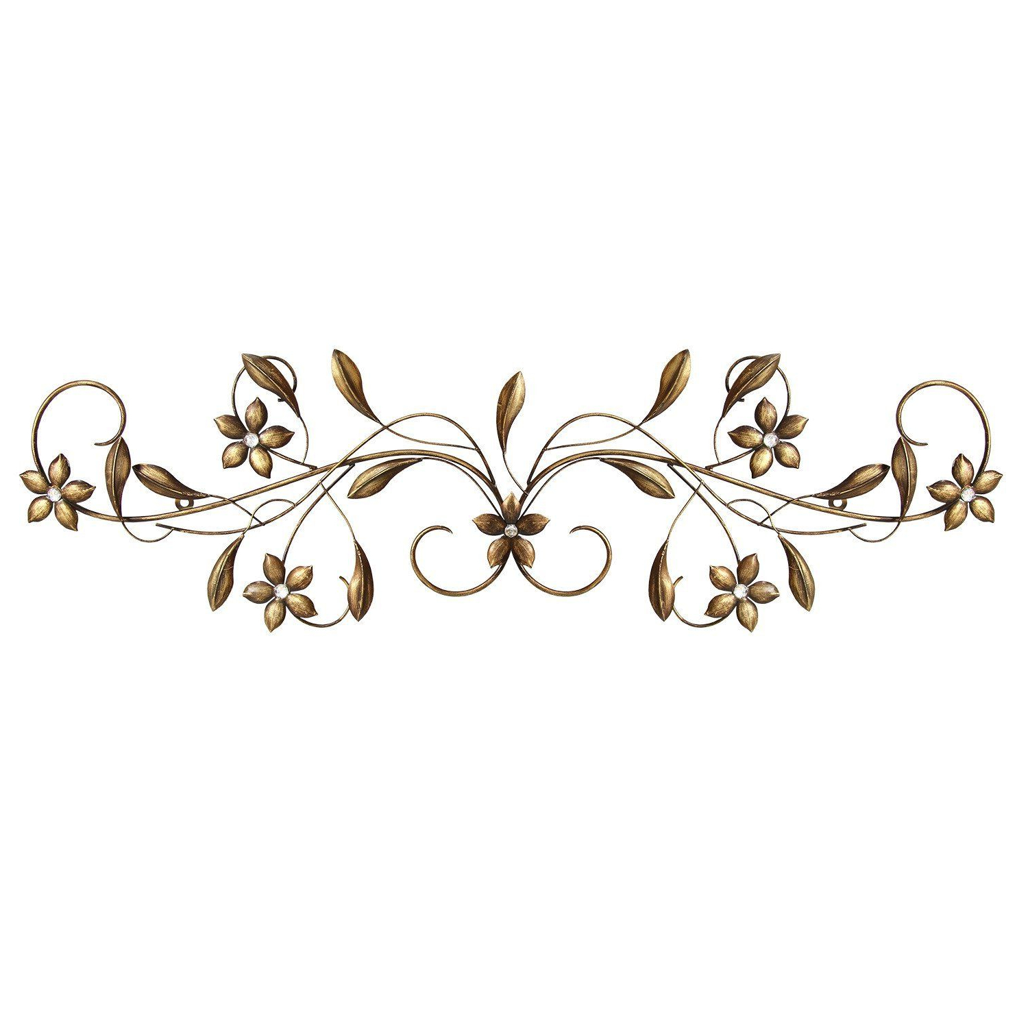 Most Current Scroll Wall Décor By Fleur De Lis Living Pertaining To (View 13 of 20)