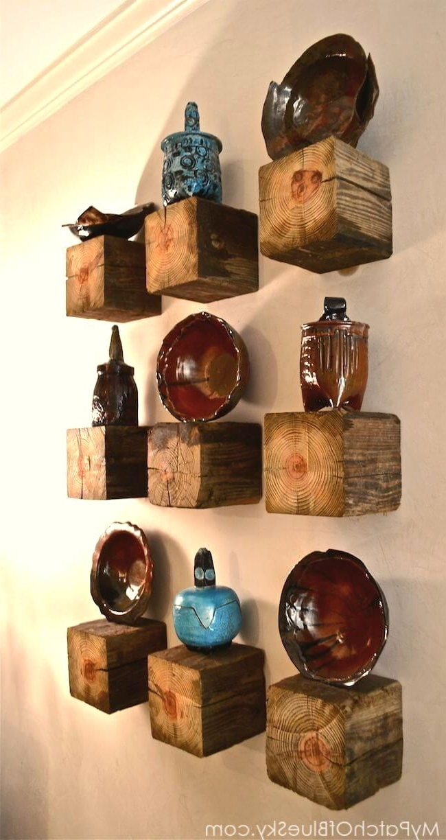 Featured Photo of Ceramic Rustic Wall Décor