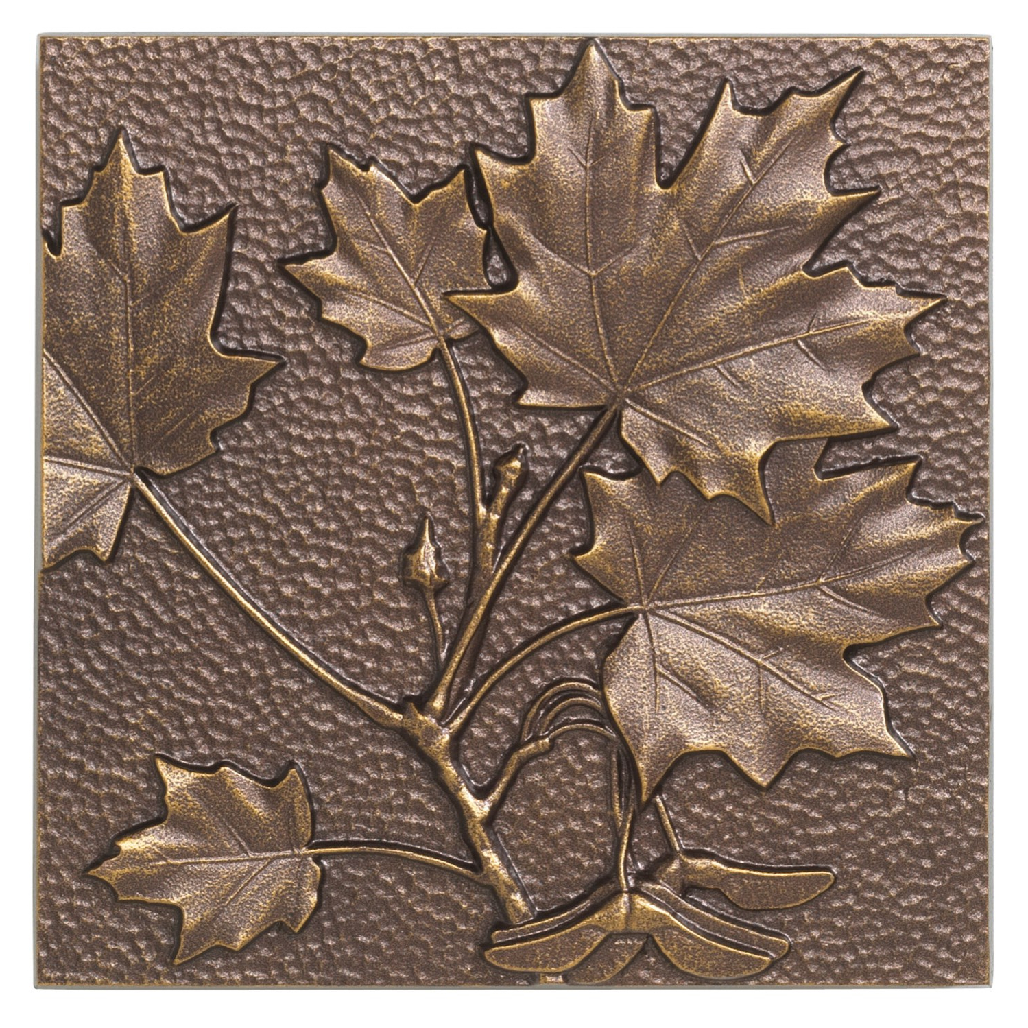 Most Popular Aluminum Maple Leaf Wall Decor Pertaining To Wall Decorations Ideas: Wall Decor Leaf (View 6 of 20)