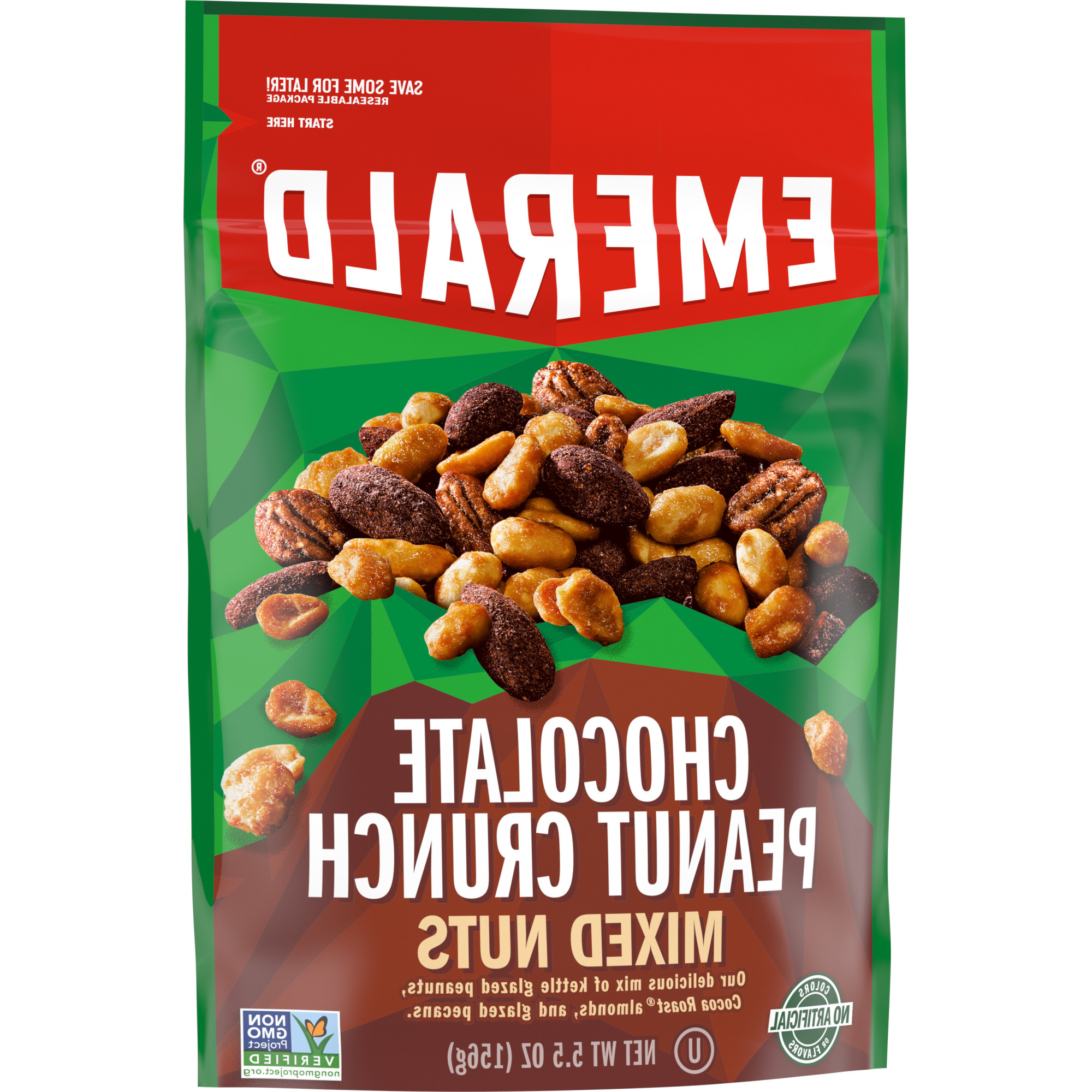 Most Popular Emerald Nuts, Chocolate Peanut Crunch Mixed Nuts, (View 17 of 20)
