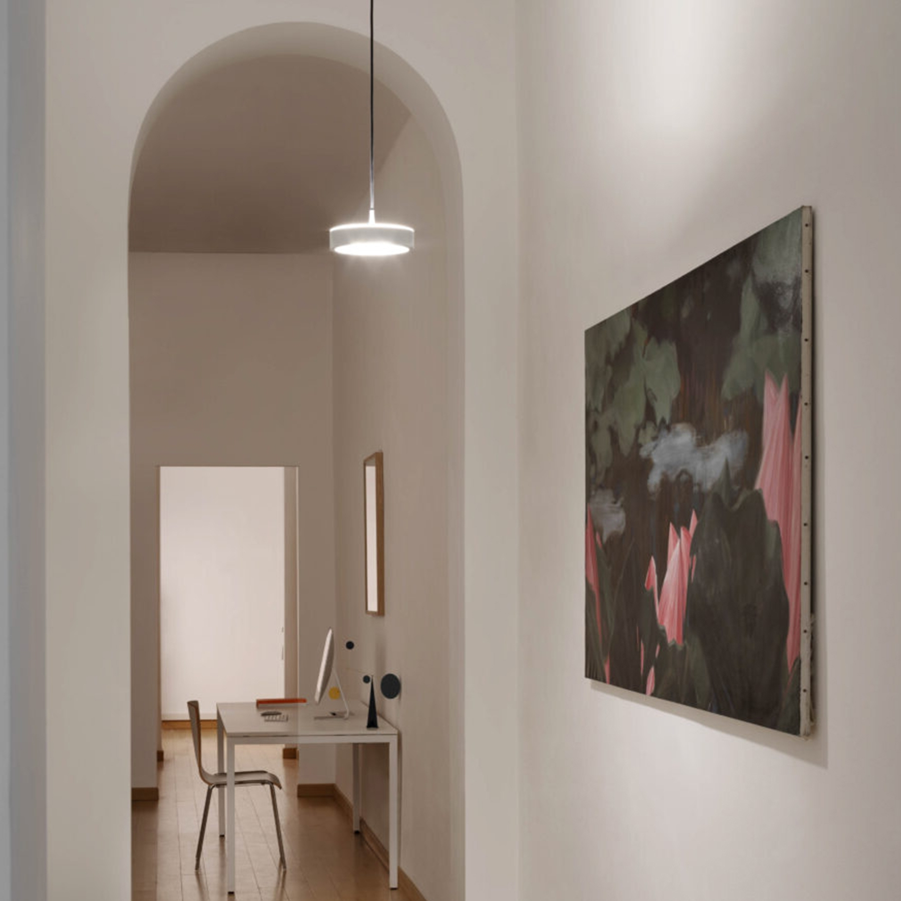 Most Popular Firmamento Milano Tambù Pendant Lamp – Tattahome With Regard To Blended Fabric Artifice Ii Wall Hangings (View 16 of 20)