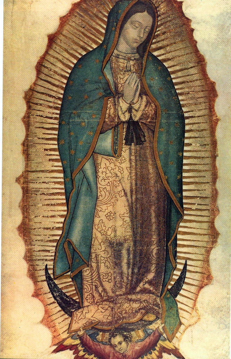 Most Popular Our Lady Of Guadalupe – Wikipedia Pertaining To Blended Fabric Our Lady Of Guadalupe Wall Hangings (View 10 of 20)