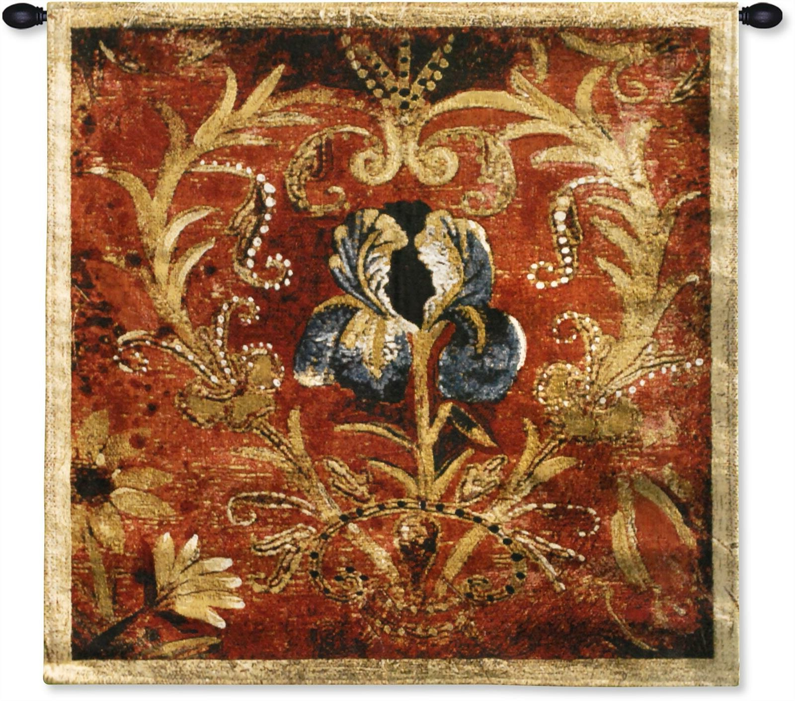 Most Recent Blended Fabric Bellagio Scalinata Wall Hangings Within Bel Tesoro Iv Wall Tapestry (View 18 of 20)