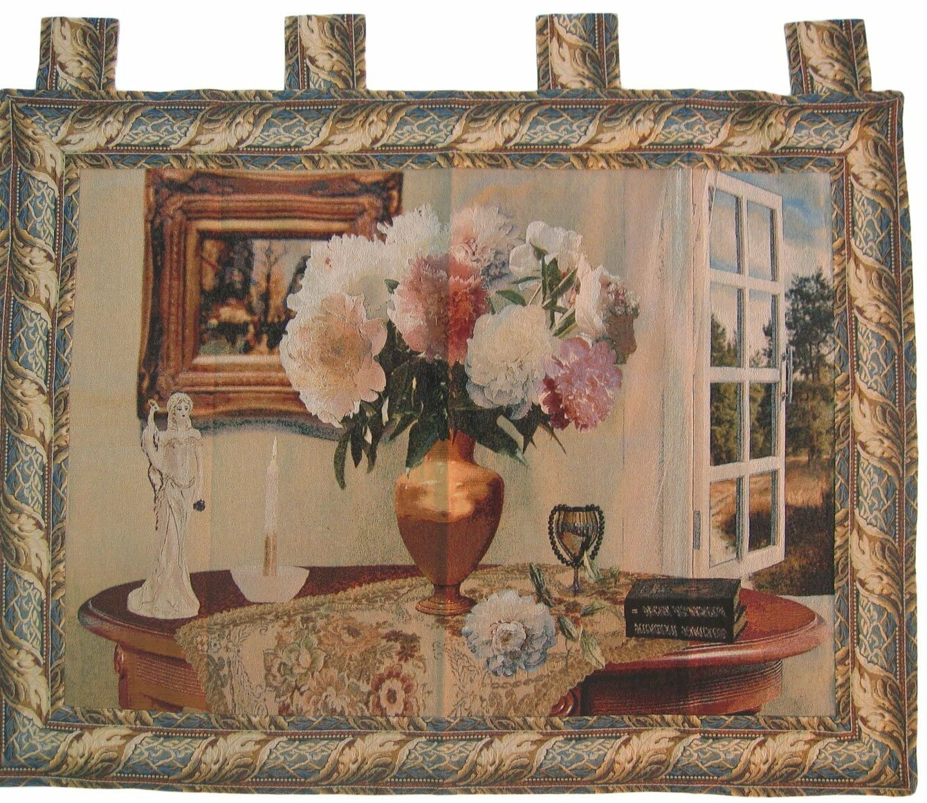 Featured Photo of Blended Fabric Breeze Of Admiration Woven Tapestries