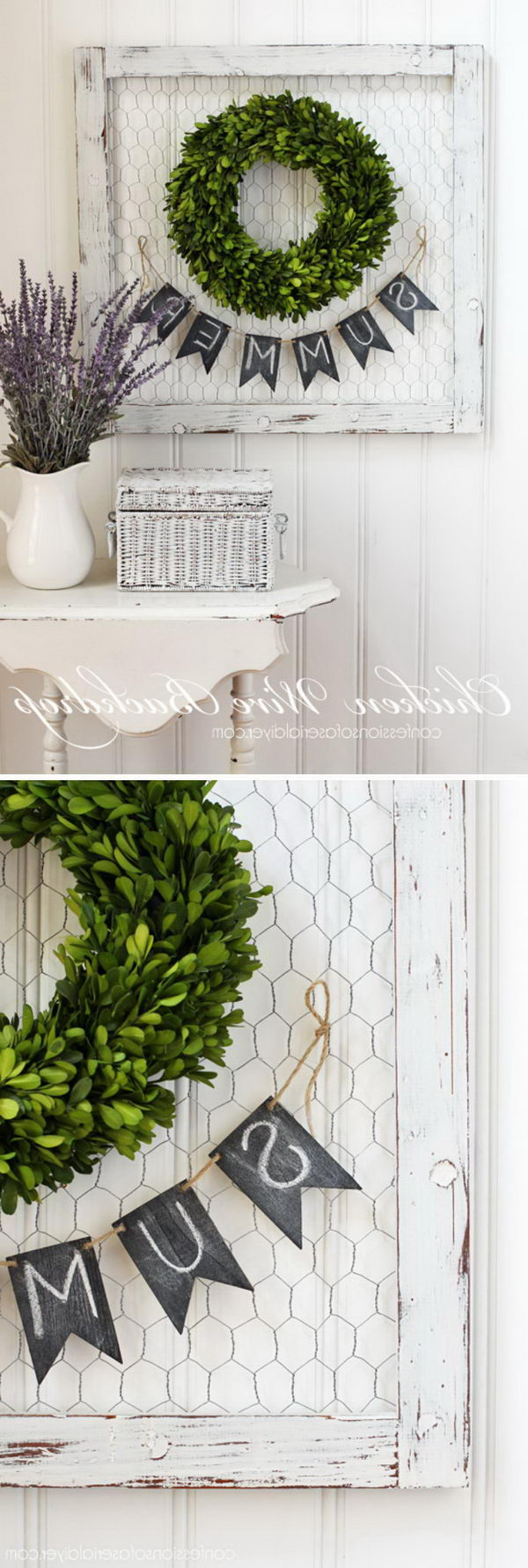 Most Recent Ceramic Rustic Wall Décor For 40 Rustic Wall Decor Diy Ideas (View 16 of 20)