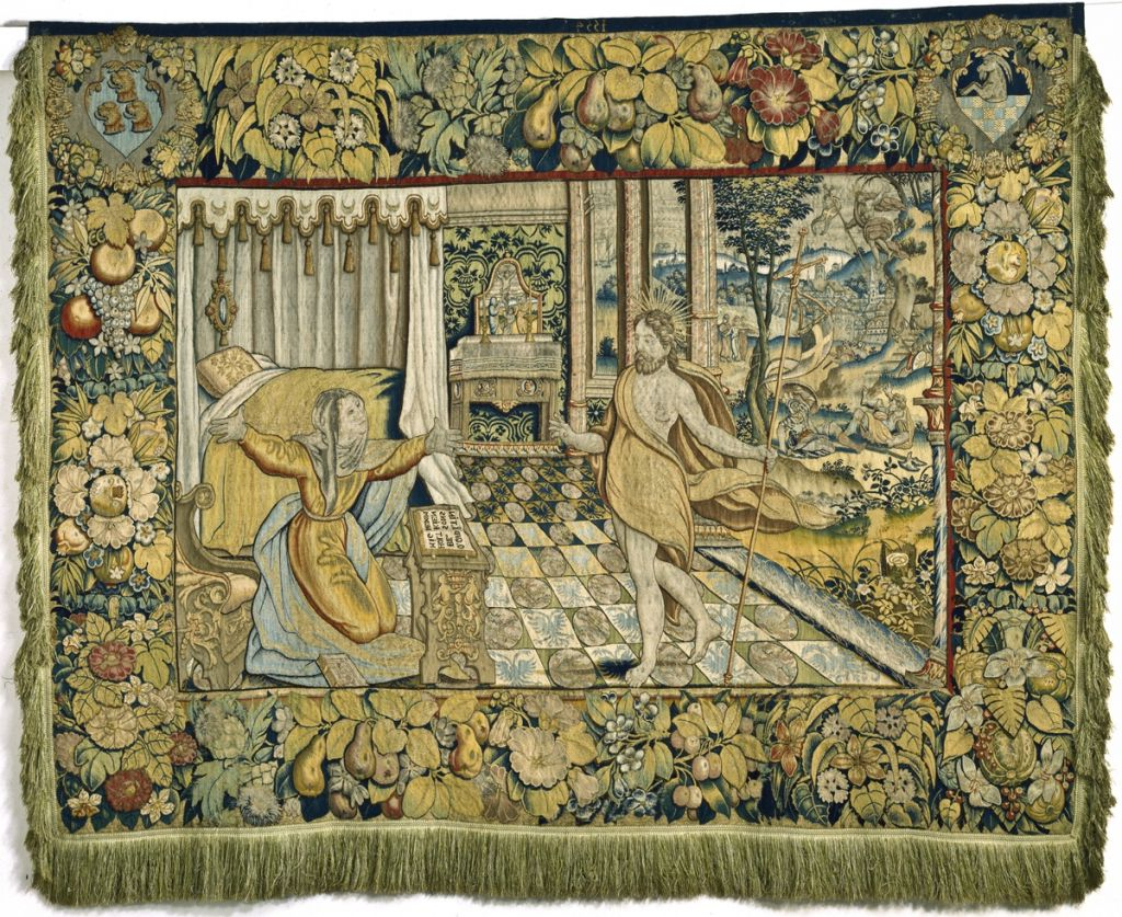 Most Recent Lion I European Tapestries Intended For Tapestry Weaving In Sweden (View 11 of 20)