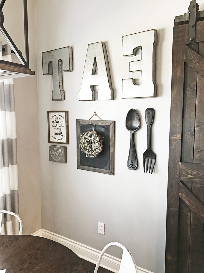 Most Recently Released 45+ Best Farmhouse Wall Decor Ideas And Designs For 2021 With Eat Rustic Farmhouse Wood Wall Décor (View 12 of 20)