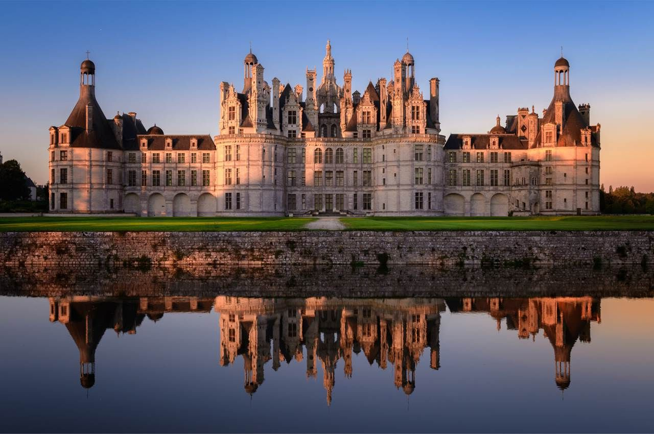 Most Recently Released Château De Chambord, Loire Valley, France (View 9 of 20)