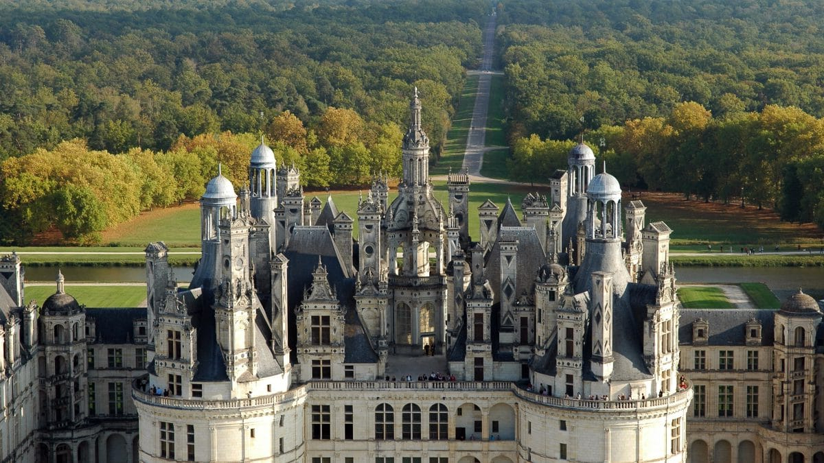 Most Recently Released Renaissance In France's Loire Valley: 'rebirth' For Chambord Inside Chambord Castle I European Wall Hangings (View 12 of 20)