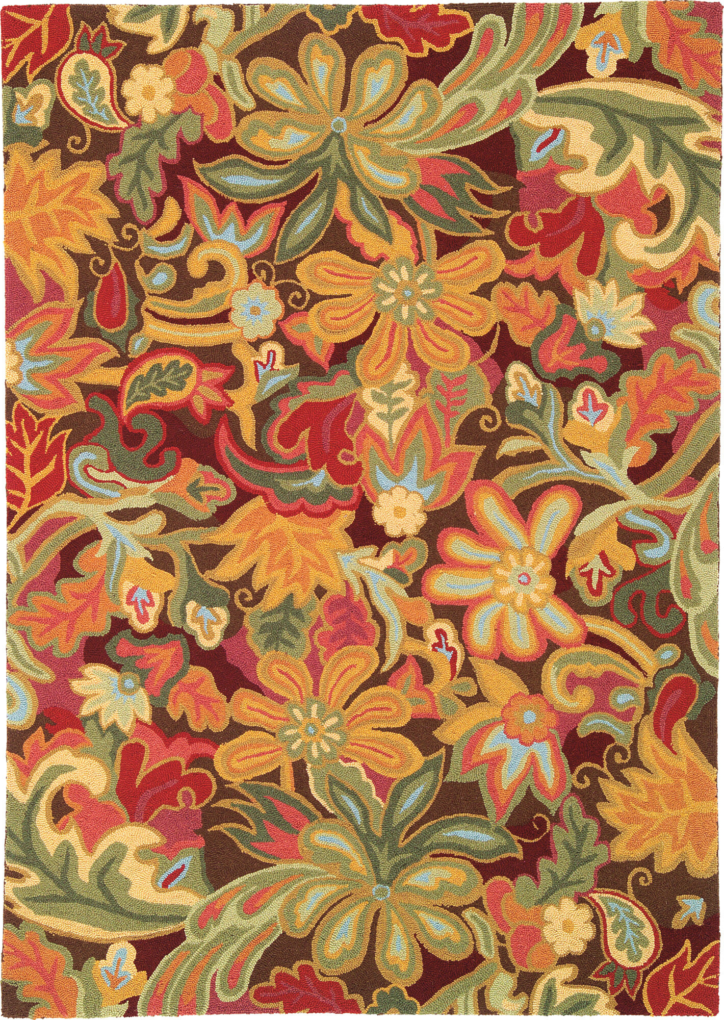 Most Up To Date Blended Fabric Hidden Garden Chinoiserie Wall Hangings With Rod Regarding Wool Tapestry (View 13 of 20)