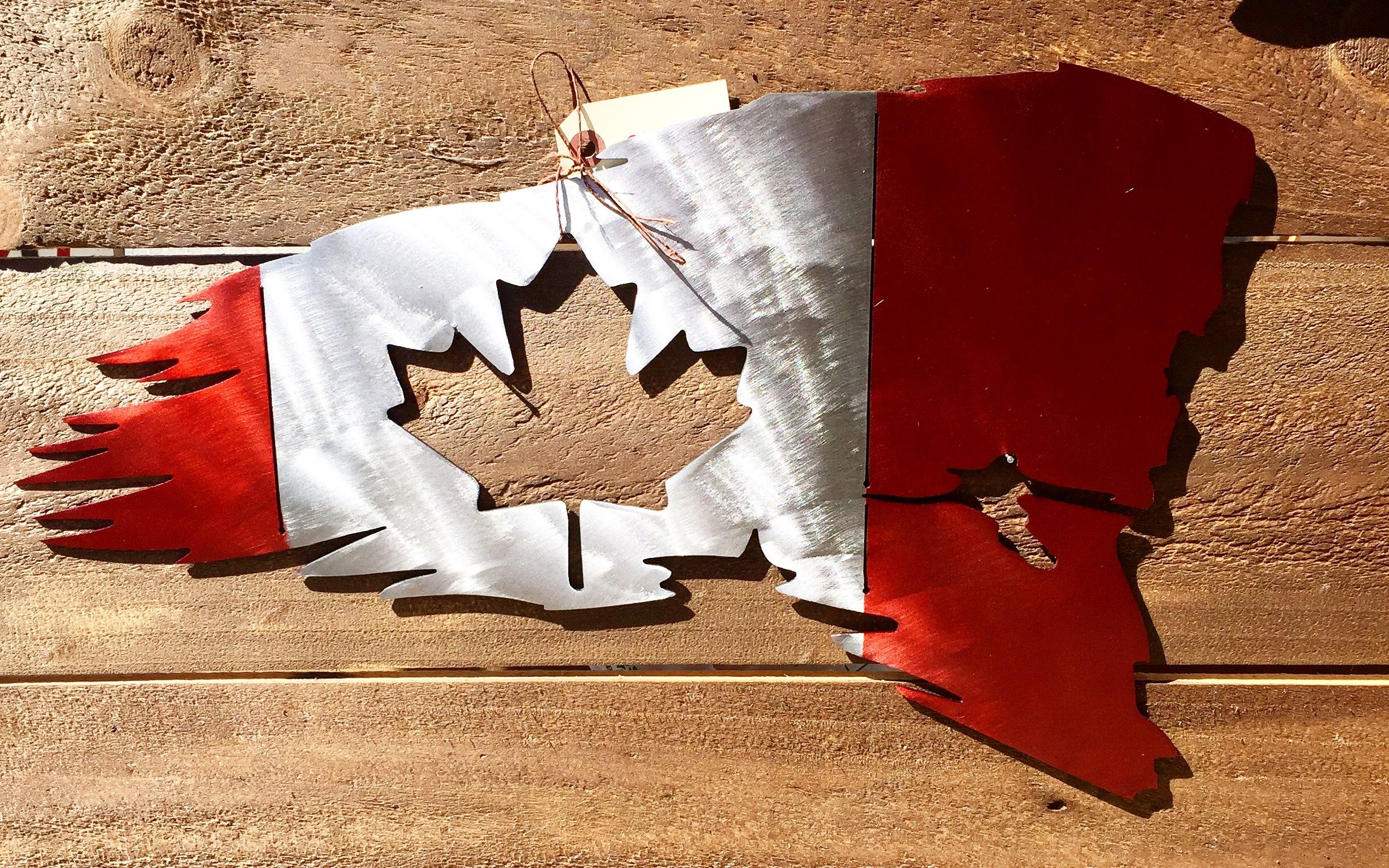 Most Up To Date Pin On Metal Home Decor Throughout Aluminum Maple Leaf Wall Decor (View 20 of 20)