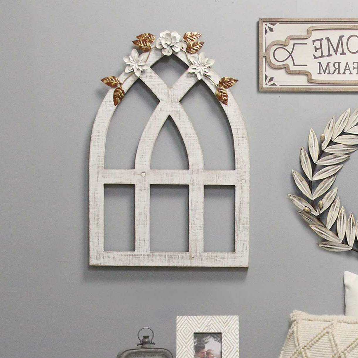 Most Up To Date Wall Décor With Regard To Arch Wall Décor By One Allium Way (View 8 of 20)