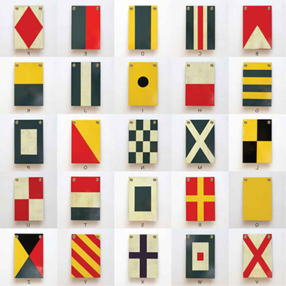 Nautical Flags (View 3 of 20)