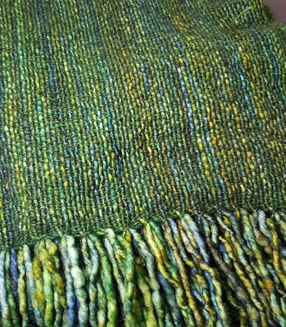 Newest About Weaving — What's On The Loom — The Rogue Weaver With Blended Fabric Breeze Of Admiration Woven Tapestries (View 12 of 20)