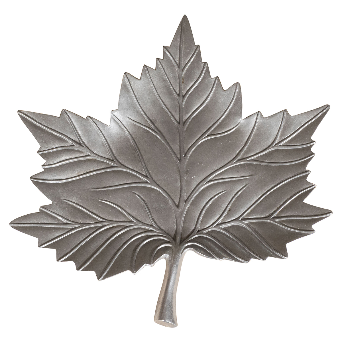 Newest Aluminum Maple Leaf Wall Decor For Aluminum Maple Leaf Form Bowl (View 10 of 20)