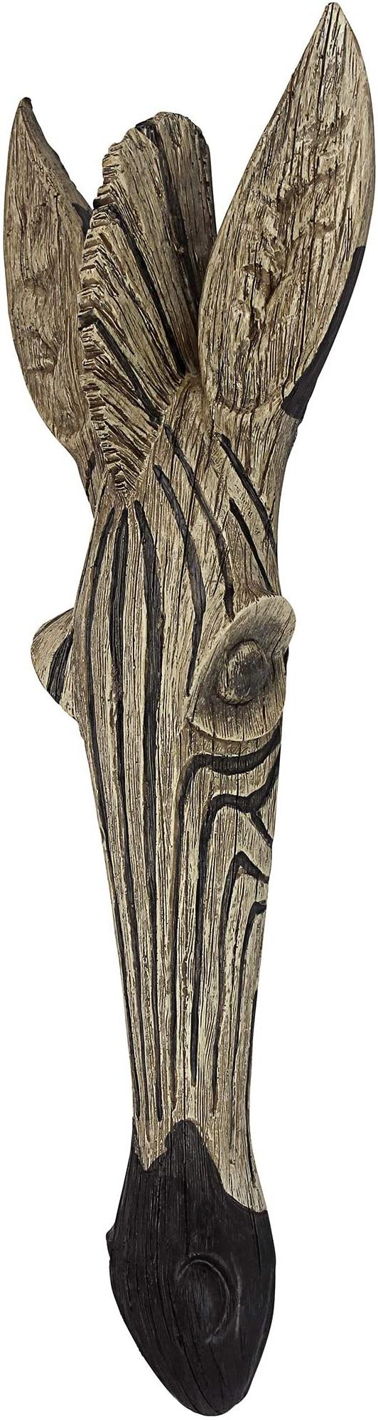 Newest Animal Mask Of The Savannah Zebra Wall Décor With Máscara De Desenho Toscano Animal Da Savannah Wall Sculpture (View 19 of 20)
