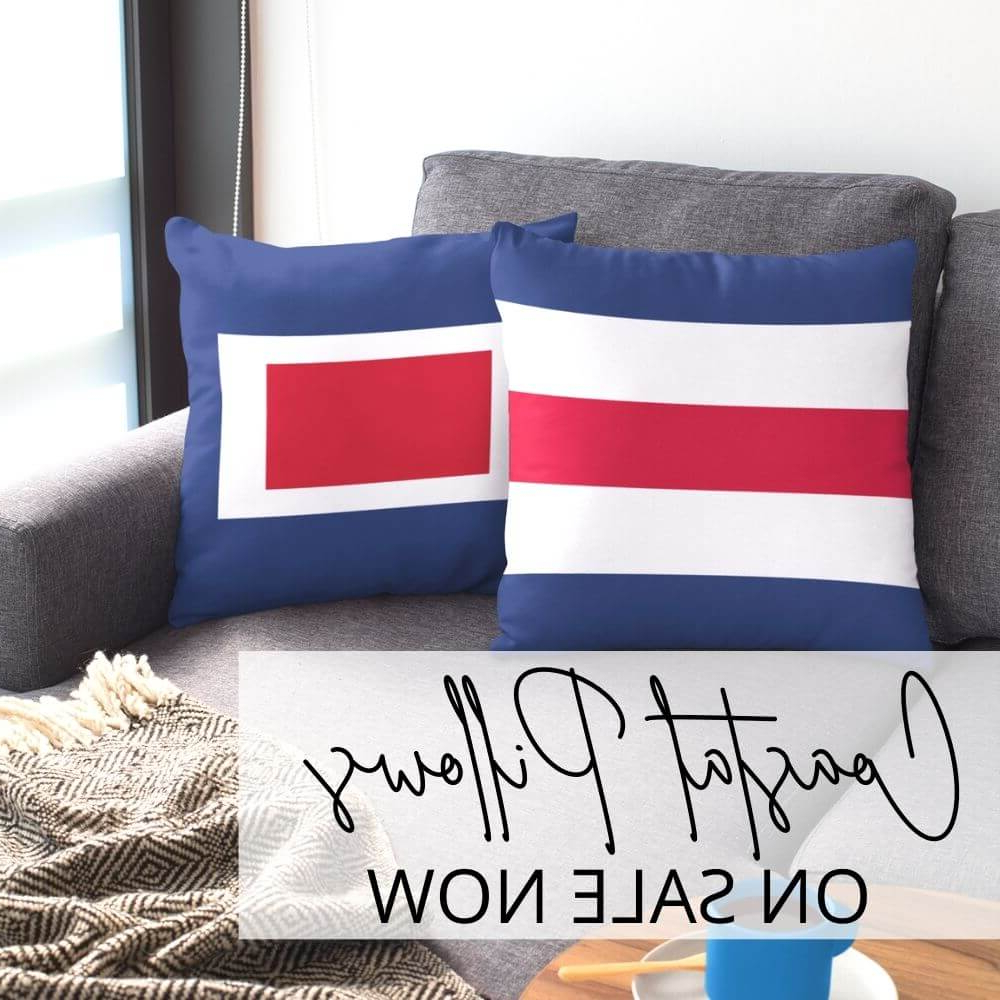 Newest Lobster Rope, Nautical Gifts, Coastal Decor, Beach Bags Pertaining To Coastal Flag Sign With Rope Wall Décor (View 17 of 20)