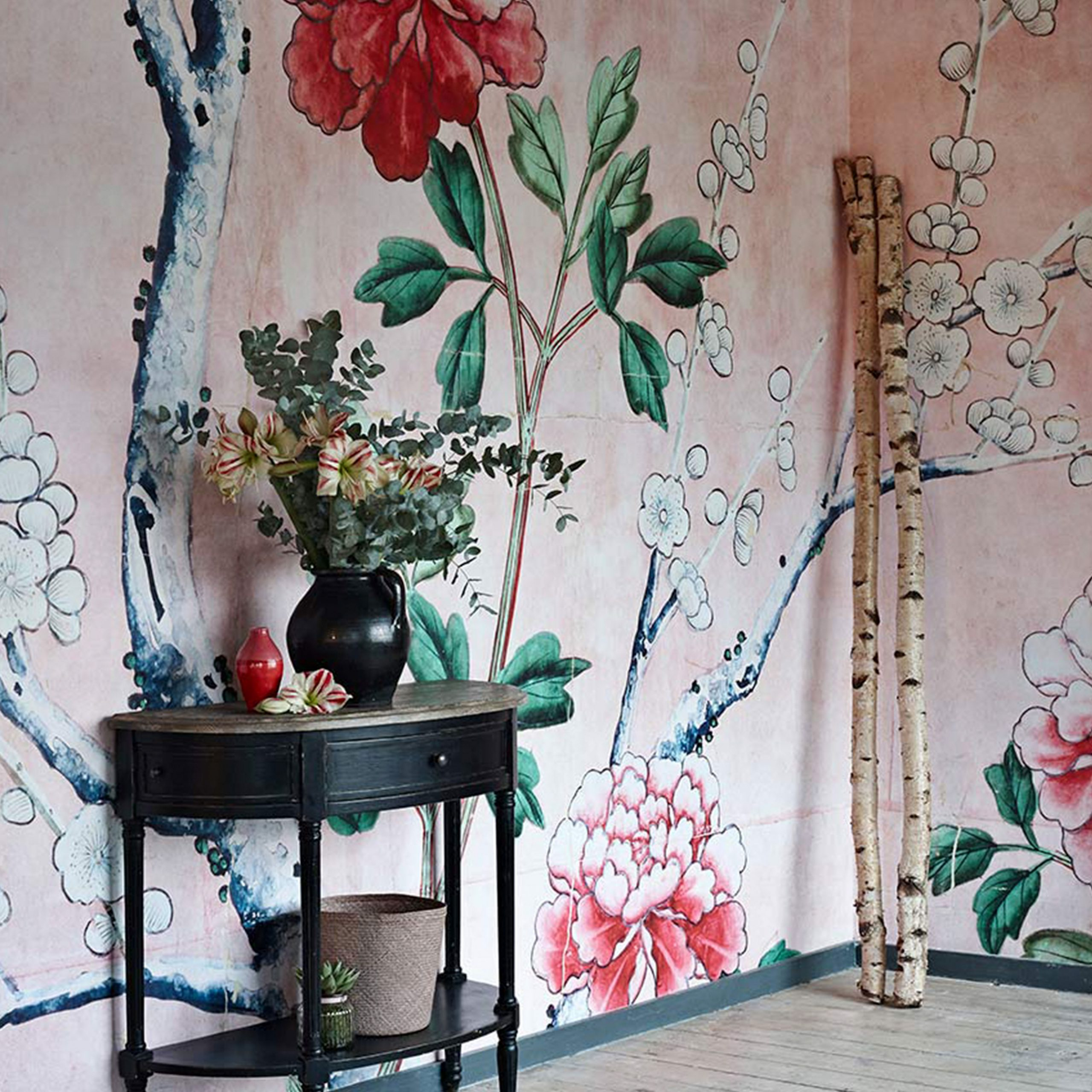 Osbourne Wall Décor By Wildon Home In Preferred Chinoiseries Wallpaper Murals (View 15 of 20)