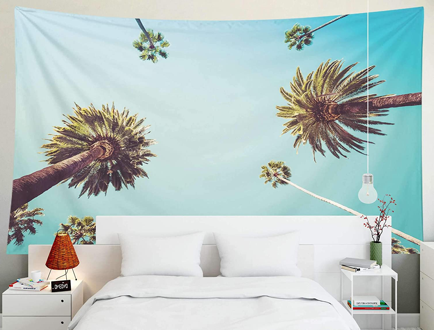Featured Photo of Blended Fabric Palm Tree Wall Hangings