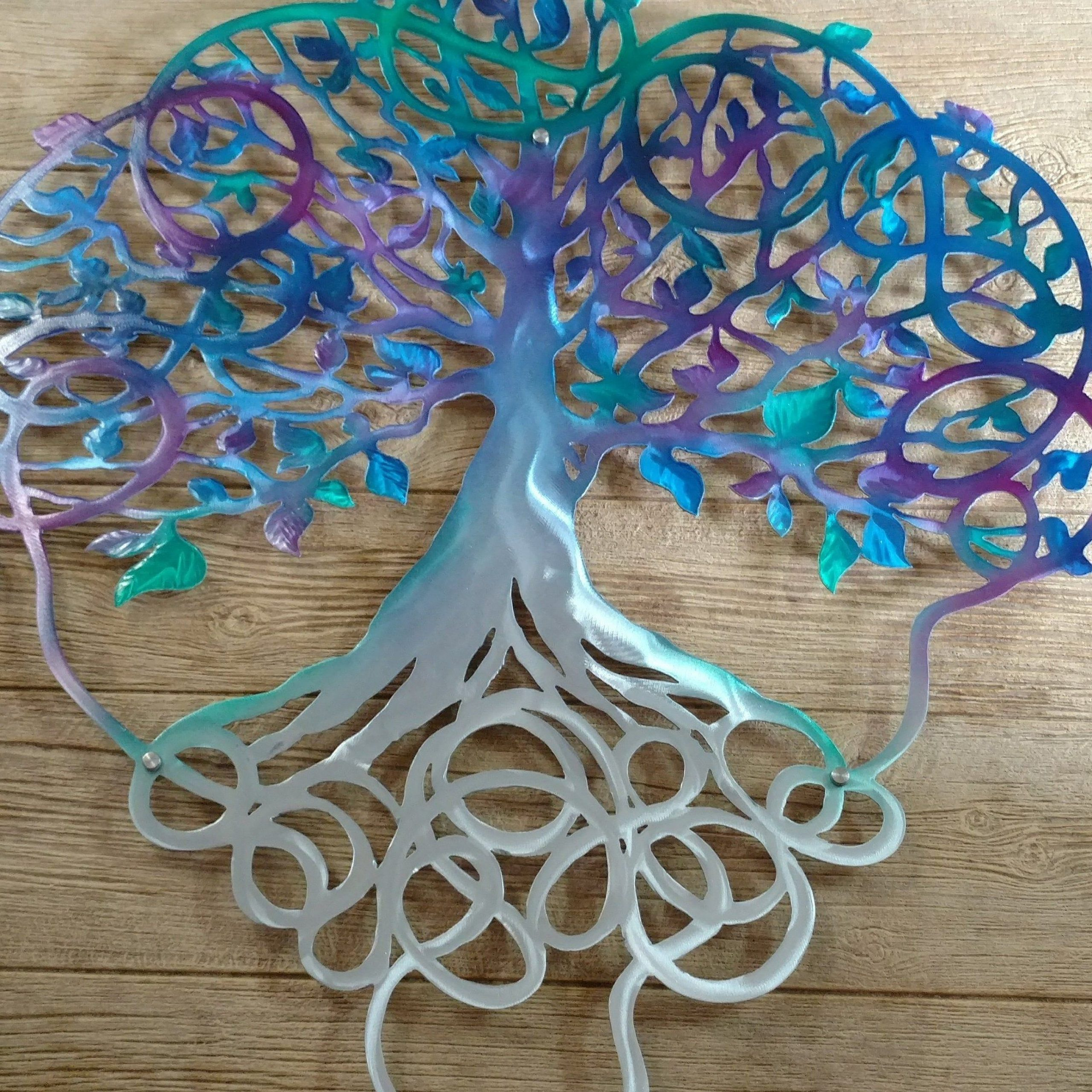 Pin On Engagement Gift Within 2020 Handcrafted Metal Wall Décor (View 12 of 20)