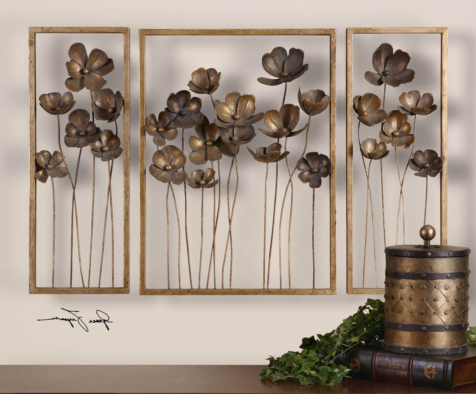 Pin On Our Fabulous New Home Accent Pieces Inside Best And Newest Maria Metal Capiz Wall Décor (View 8 of 20)