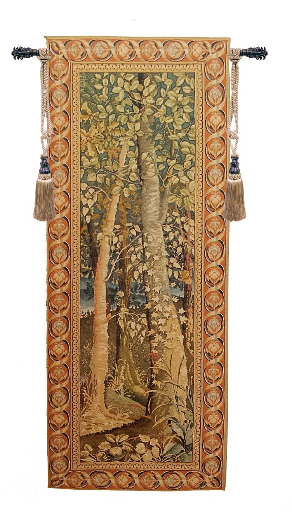 Pin On Tapestries And Wall Hangings Pertaining To Well Liked Blended Fabric Mucha Spring European Wall Hangings (View 9 of 20)