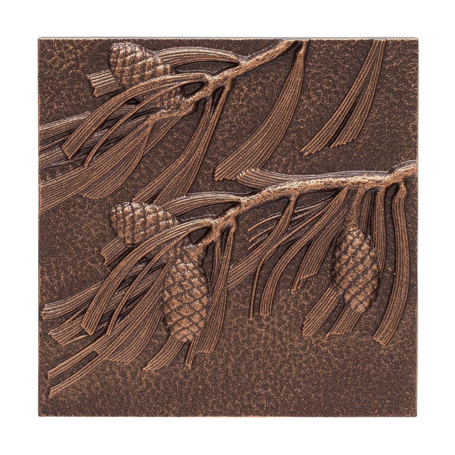 Pinecone Wall Décor (View 6 of 20)
