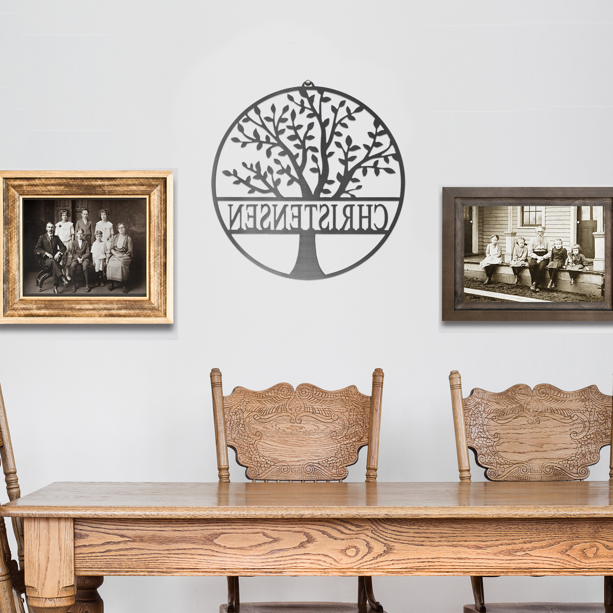 Preferred Family Tree Wall Décor With Abstract Tree Wall Décor By Winston Porter (View 7 of 20)