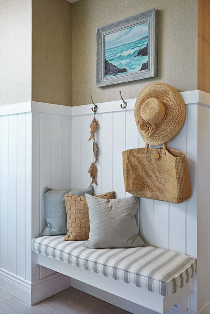 Preferred Family Wood Wall Décor By Highland Dunes Regarding Stunning Beach Style Cottage Designed For Family Living In (View 17 of 20)