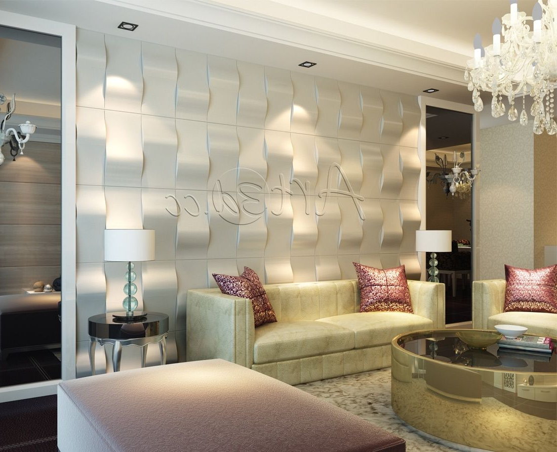 Pvc Wall Panels Designs For Living Room (View 8 of 20)