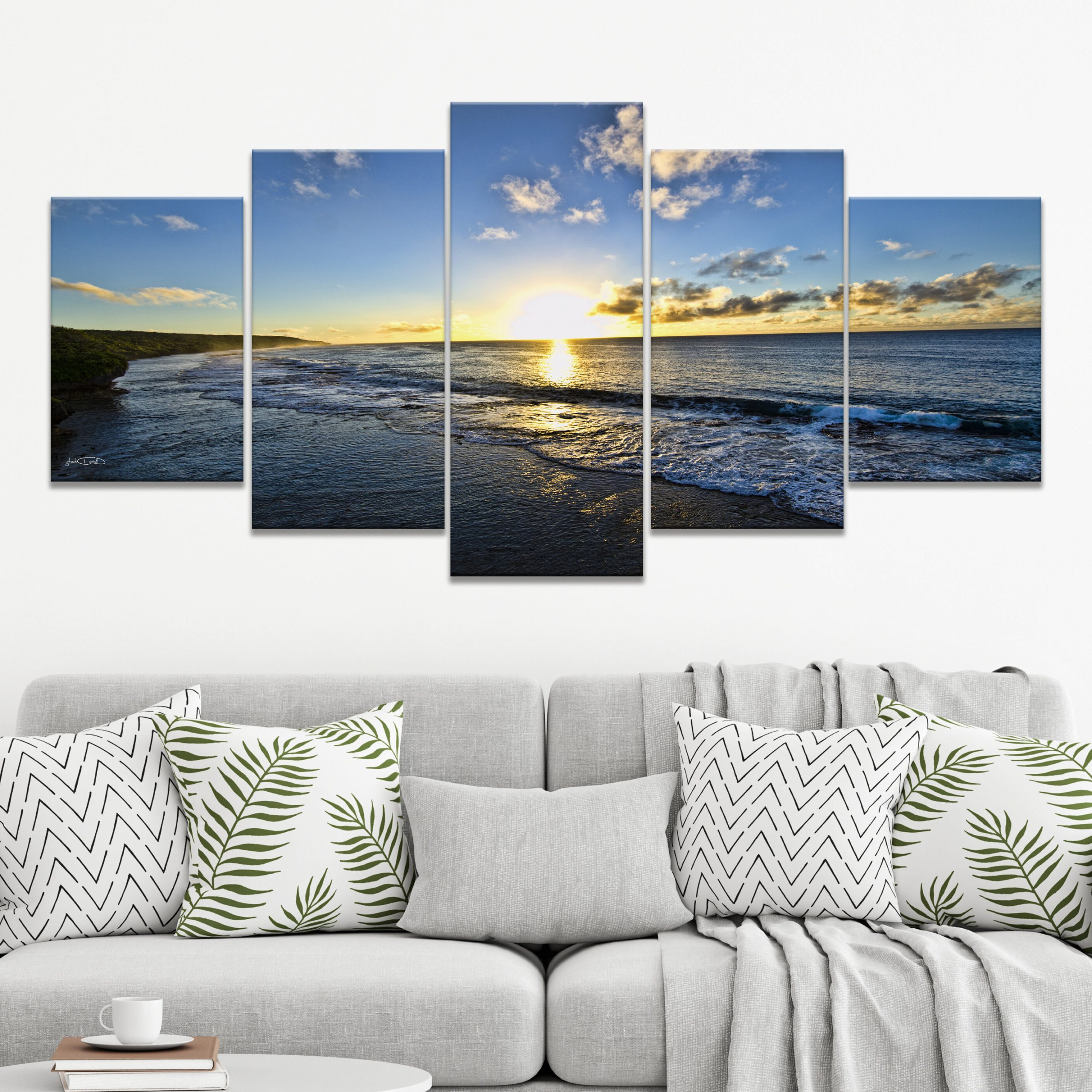 Radiant Dawn Photographic Print On Wrapped Canvas With Regard To Well Liked Swallows Wall Decor (set Of 6) By Highland Dunes (View 12 of 20)