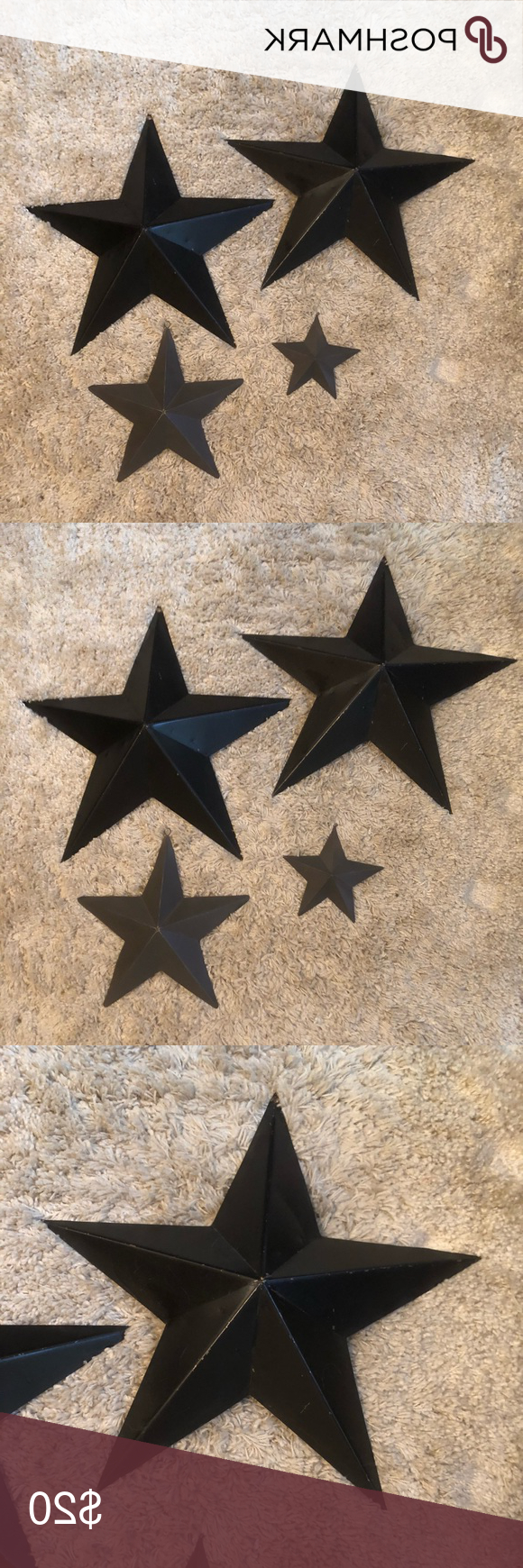 Stars Wall Decor, Wall Decor Set (View 16 of 20)