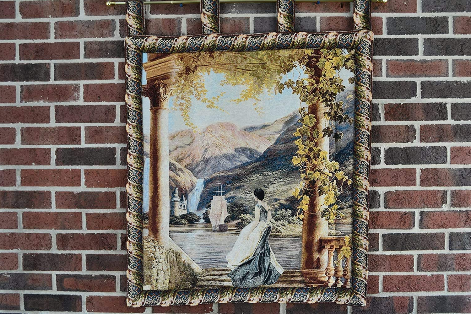 Featured Photo of Blended Fabric Faraway Longing Wall Hangings